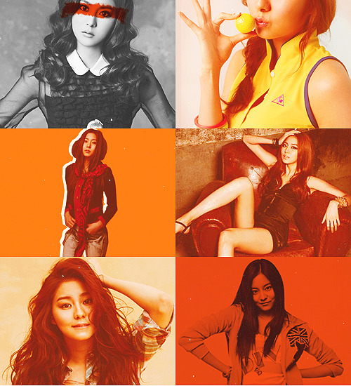 color meme: uee + orange.