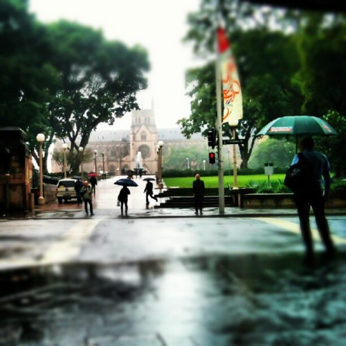 ST MARRY'S CATHEDRAL , #sydney  (Taken with Instagram at Sydney, Nsw 2000)