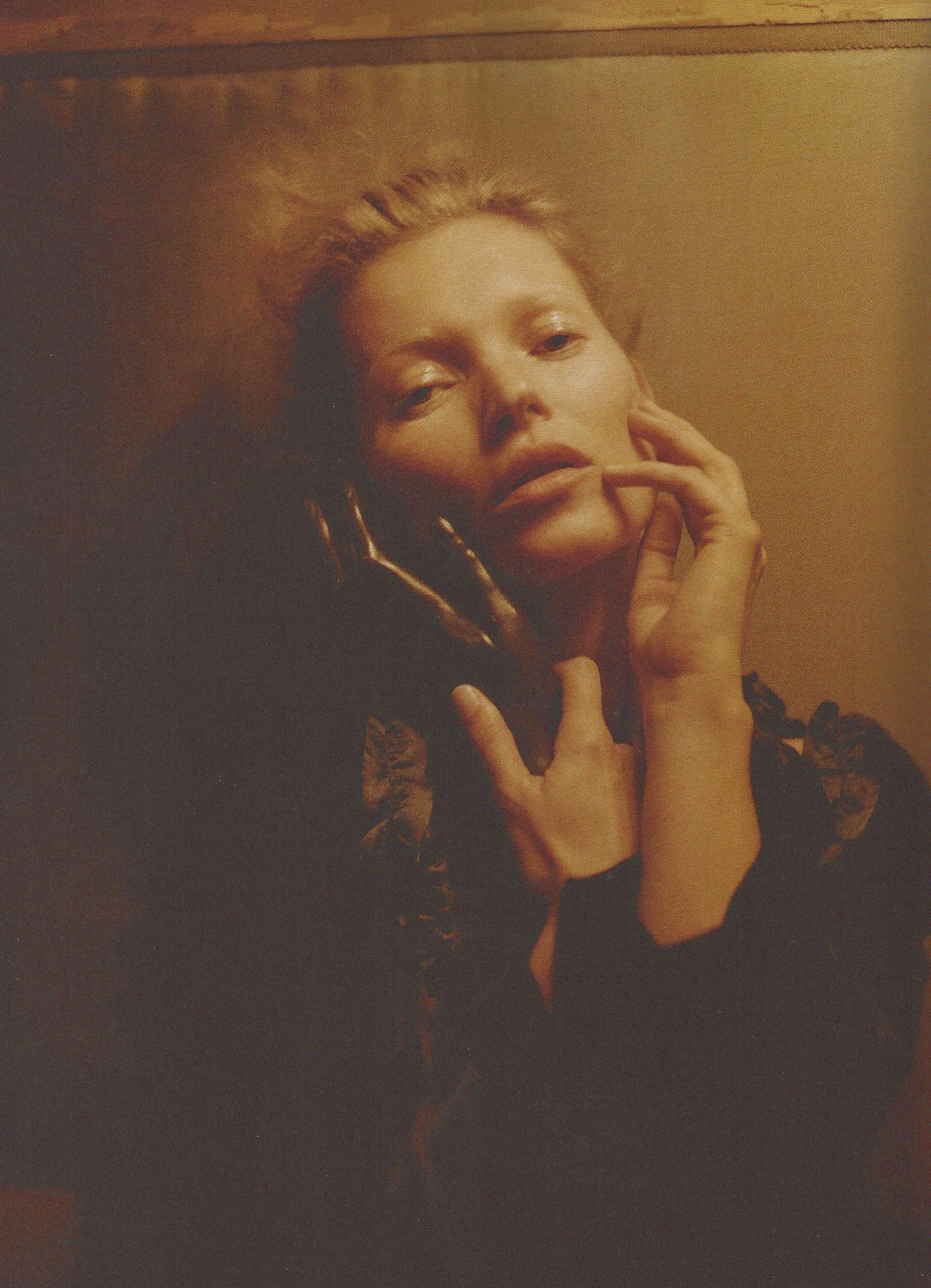 """Waltz Darling' Kate Moss photographed by Tim Walker for LOVE #8, Fall 2012"