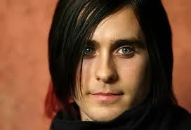 Why don't you put on some 30 seconds to mars and just stare into his eyes? It's wonderful :3
