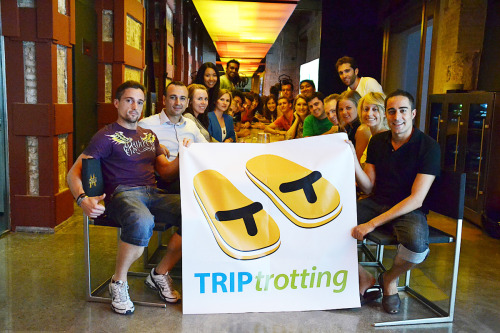 TRIPup Barcelona: beer, socializing, meet old and new friends and insider access, all for free? Don't just take our word for it, check it out on Gomio!