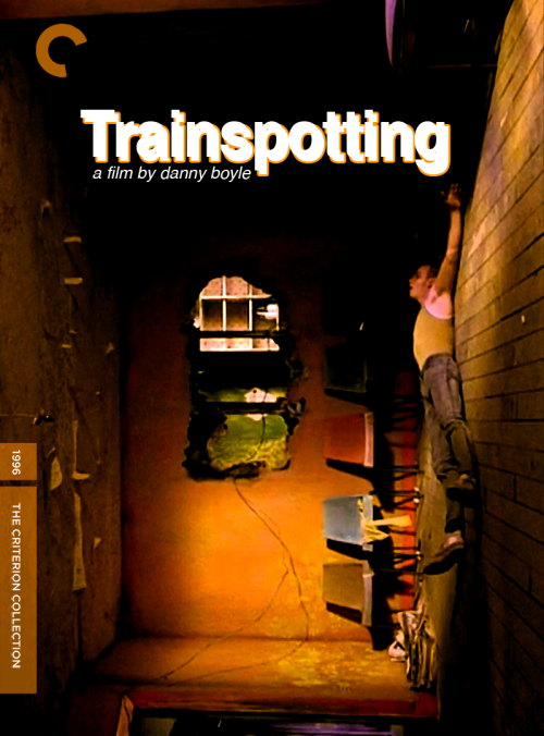 Trainspotting Fake Criterion