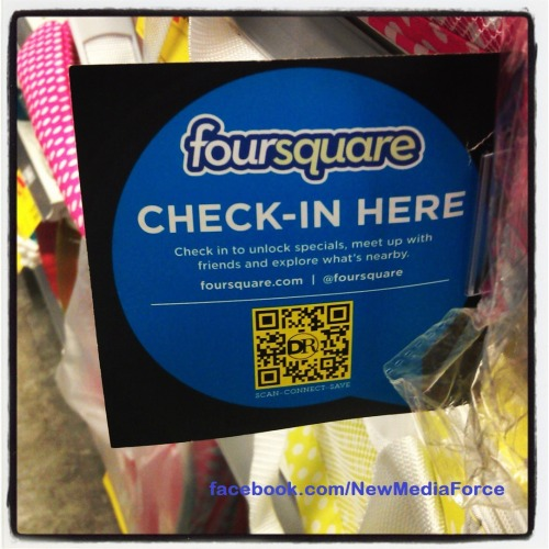 Duane Reade is getting even more social! :)