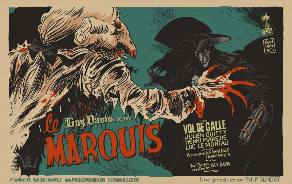 The Marquis by Francesco Francavilla