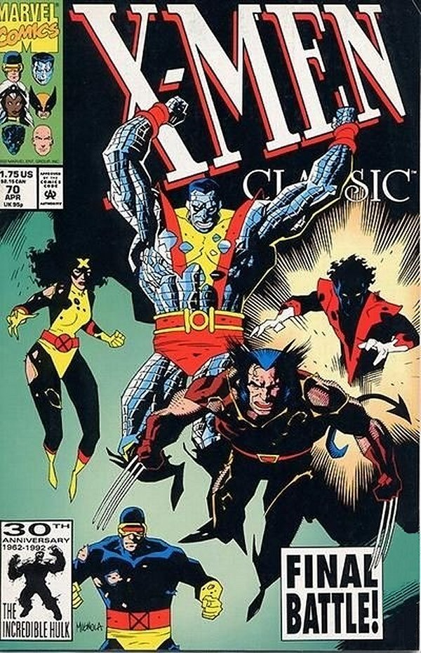 The X-Men by Mike Mignola