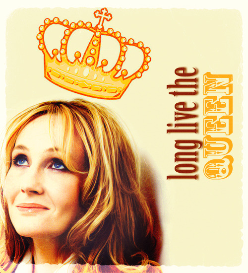 my-won-won:  Happy Birthday J.K. Rowling! Thank You For Change Our Lives.