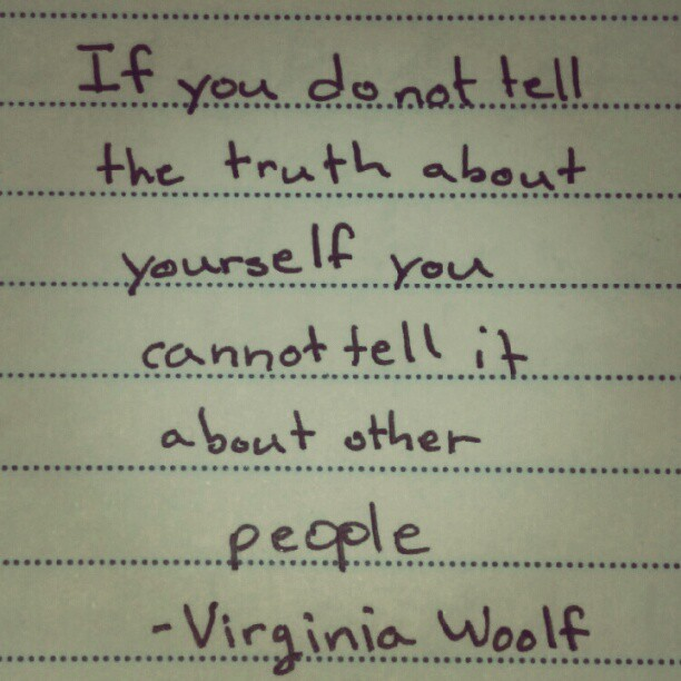 #quote #truth  (Taken with Instagram)