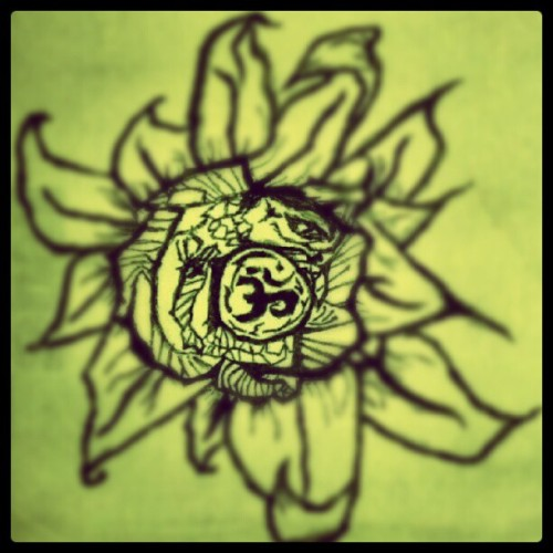 #BrandonBoyd #inspired #artwork (Taken with Instagram)