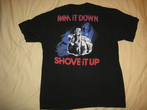 Ram It Down - Shove It Up