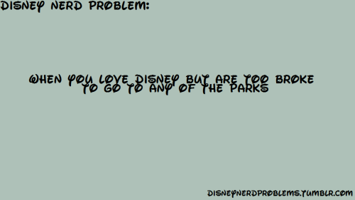 disneynerdproblems:  Submitted by thatsmisslestrangetoyou  You do the DCP :P