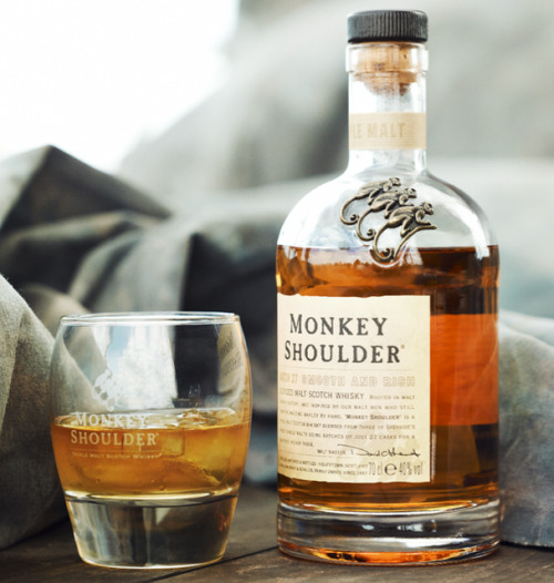 whereisthecoool:  Monkey Shoulder Whiskey