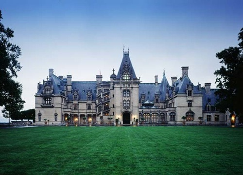 The Biltmore Estate: A Brief Architectural Tour