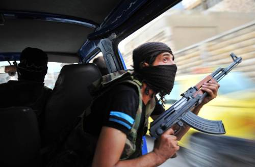 politics-war:  Rebels hunt for snipers after attacking government buildings in the city of Selehattin, near the key commercial hub of Aleppo.
