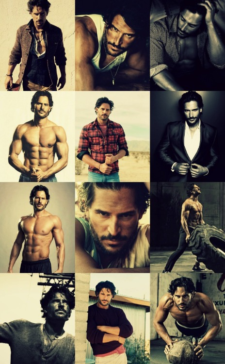 The best of Joe Manganiello!!