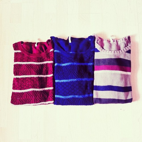 Jumpers/Sweaters from the Scoop Proj. perfect for this rainy weather and for school. #sweater #jumper #knitted #indie #instagood #instamood #instafashion #instagramthatshit #iphone4 #iphonesia #iphoneology #igdaily #igaddict #tweegram #trends #style #ootd #ootn #wdywt #shopping #haul #hawaii #philippines #photoftheday #hipster #boho #lookbook  (Taken with Instagram)