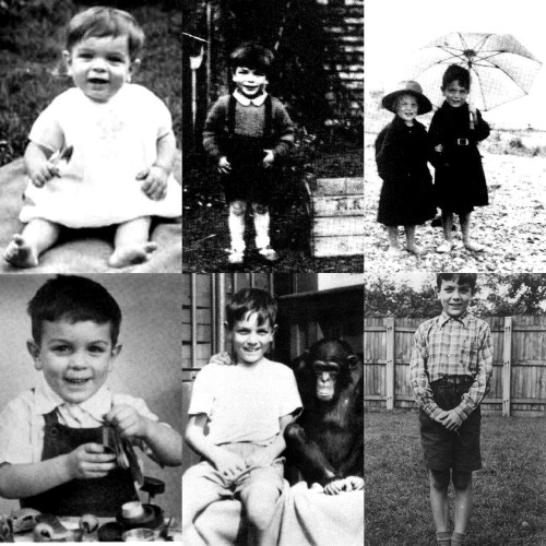 intricatelystructuredjewel:  Baby Lemonade. (Rare photos of baby Syd Barrett)  AAAAAW