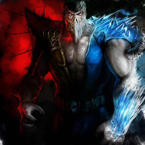 Mortal Kombat - Anthology by jaggudada
