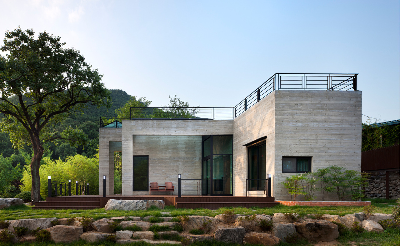 remash:  house of san-jo ~ studio gaon