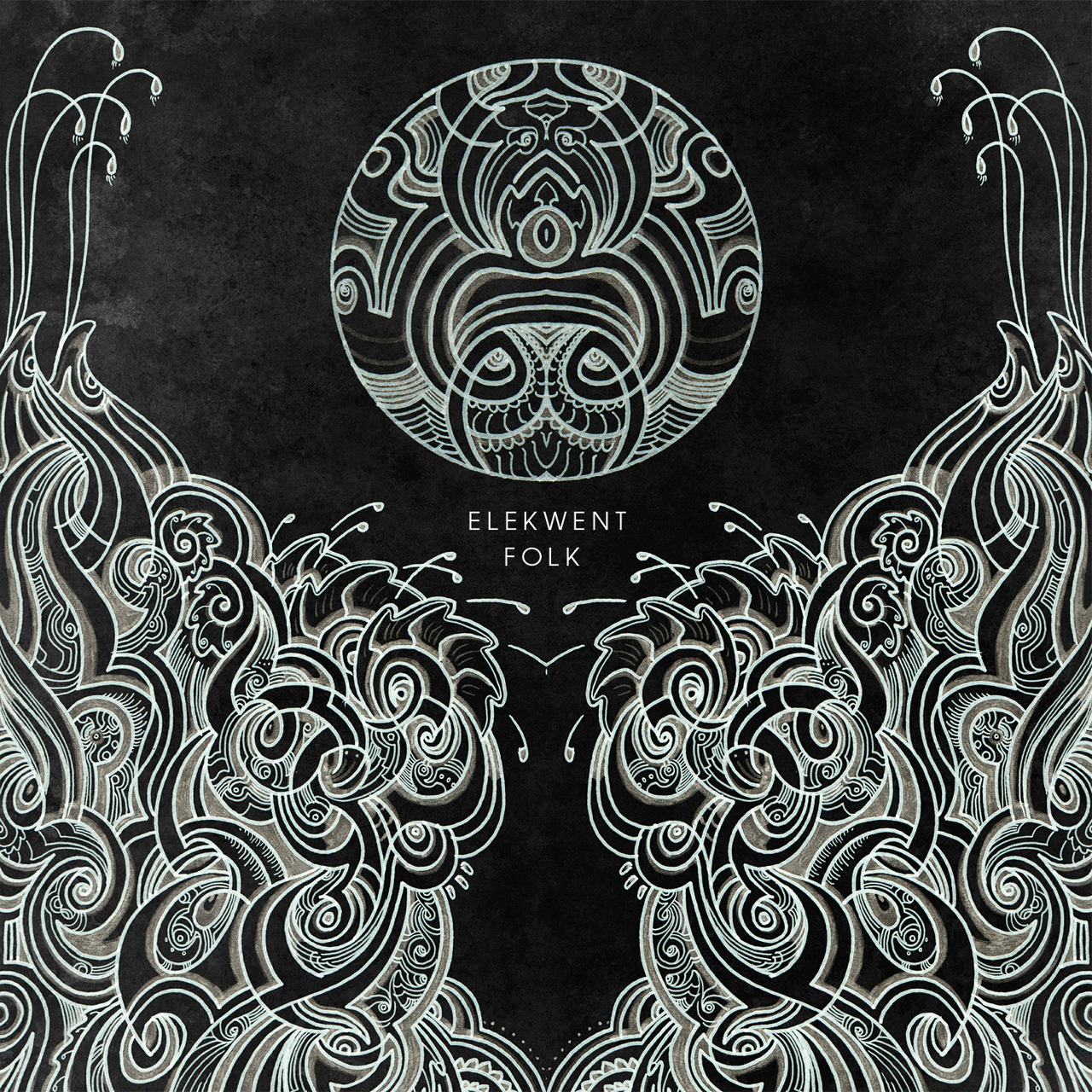 "elekwentfolk:  Elekwent Folk - ""Northern Lights"" LP (2012)"