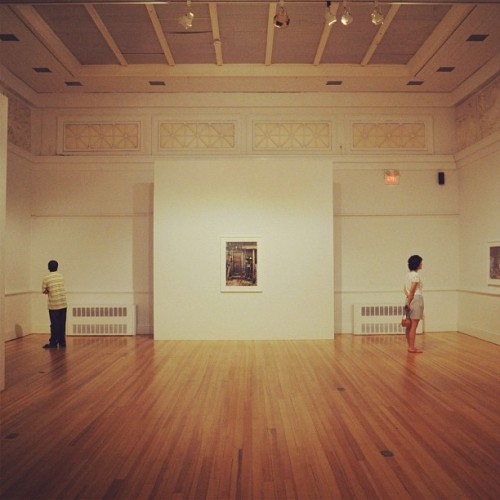 Inside the @ParrishArt Museum #southampton (Taken with Instagram)