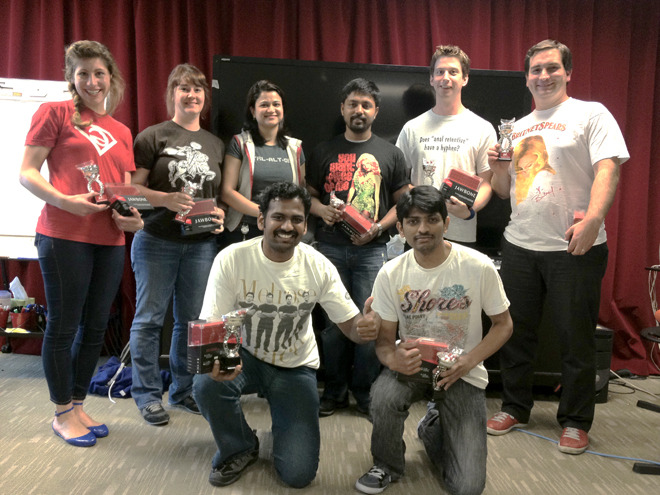 Ask.com Summer 2012 Hackathon Winners!