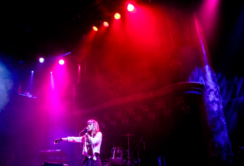 Grimes, San Francisco, 2012