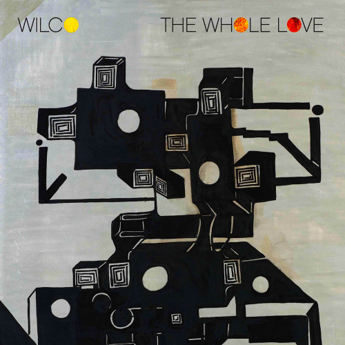 "I started to sense that Wilco was a band I should be into somewhere in college because I noticed their fans seemed smarter than the average music fan (similar to how my Radiohead journey began too).  They were older than I was, and they were white and bearded and understood the various effects of all the line-up changes throughout the years, particularly Jay Bennett leaving and the addition of Glenn Kotche on drums.  They talked of ""important"" recordsand Dinosaur Jr. shows. I remember going to see Rufus Wainwright in Guilford, NH — don't ask me where that is — and there appeared to be a lot of Wilco fans; I deduced from the Wilco shirts they were wearing.  And I had one too!  From the Ghost is Born tour.  It said ""Staff"" on the back like I was some kind of badass.  Coincidentally, Rufus couldn't be bothered that night and forgot the lyrics to three songs, including his cover of ""Hallelujah."" Anyway, the point is The Whole Love is a really good album, like a more assured version of Summerteeth and best since their masterpiece (that would be A Ghost is Born in case you're wondering).  Its release constituted the first time I thought of Wilco as a relevant force in music in at least seven years."