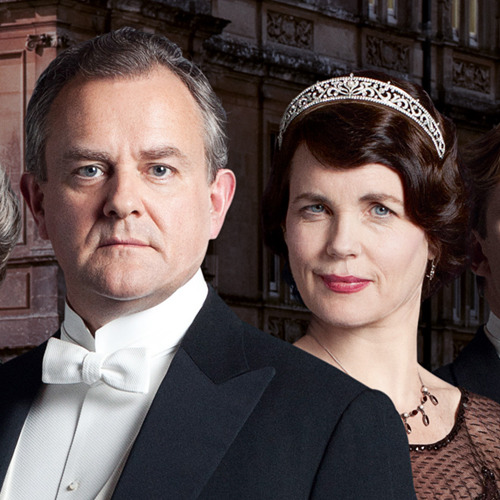 Downton Abbey Cora and Robert