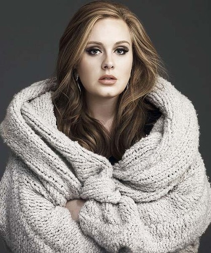 Adele Laurie Blue Adkins. This woman is my favorite artist. Most people who know me well do not understand why I feel so connected to her or how I can feel so much emotion towards her music but I'll tell you why… My freshman year in college had a lot of ups and downs. I was constantly fighting for commitment and searching for trust in the man I loved. Needless to go into detail I did not find it and everything we had was lost. During that time 21 was released. Her voice was/ is so intoxicating and captivating. Her lyrics reflected everything I wanted say, exactly how I wanted to say it but the words couldn't come out of my mouth. She was my confidence, my voice, and my thoughts. Her words comforted me because I knew I wasn't alone.  It seems a bit crazy because I do not have a personal relationship with her but she was the one person that I needed to hear from. Currently she is not on tour due to her pregnancy. I am happy for her but I yearn for the day that I can see her sing only a few feet away from me. I will spend ridiculous unheard of money on her. For the love of Adele…