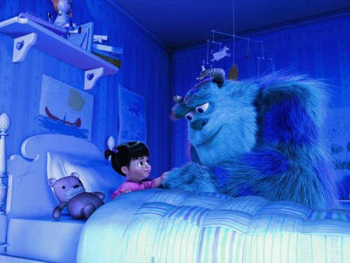 suicideblonde:  Monsters Inc