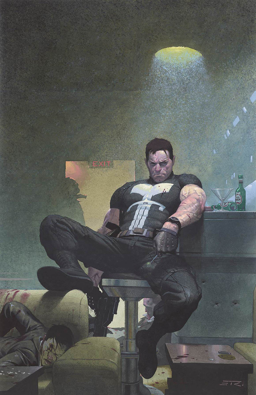 Market Monday Untold Tales of the Punisher MAX #3, written by Megan Abbott  Acclaimed crime novelist and Edgar Award winner MEGAN ABBOTT (Queenpin, The End of Everything) takes on the Punisher!  ~Preview~ Interview with Megan Abbott I read Queenpin last month and it was incredible, will definitely be picking up this issue!