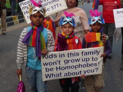 gaywrites:  Activist kids are the coolest kids.