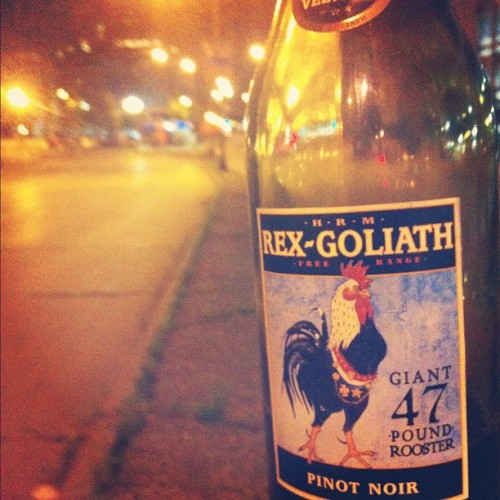 Chicken Wine!!!! (Taken with Instagram)