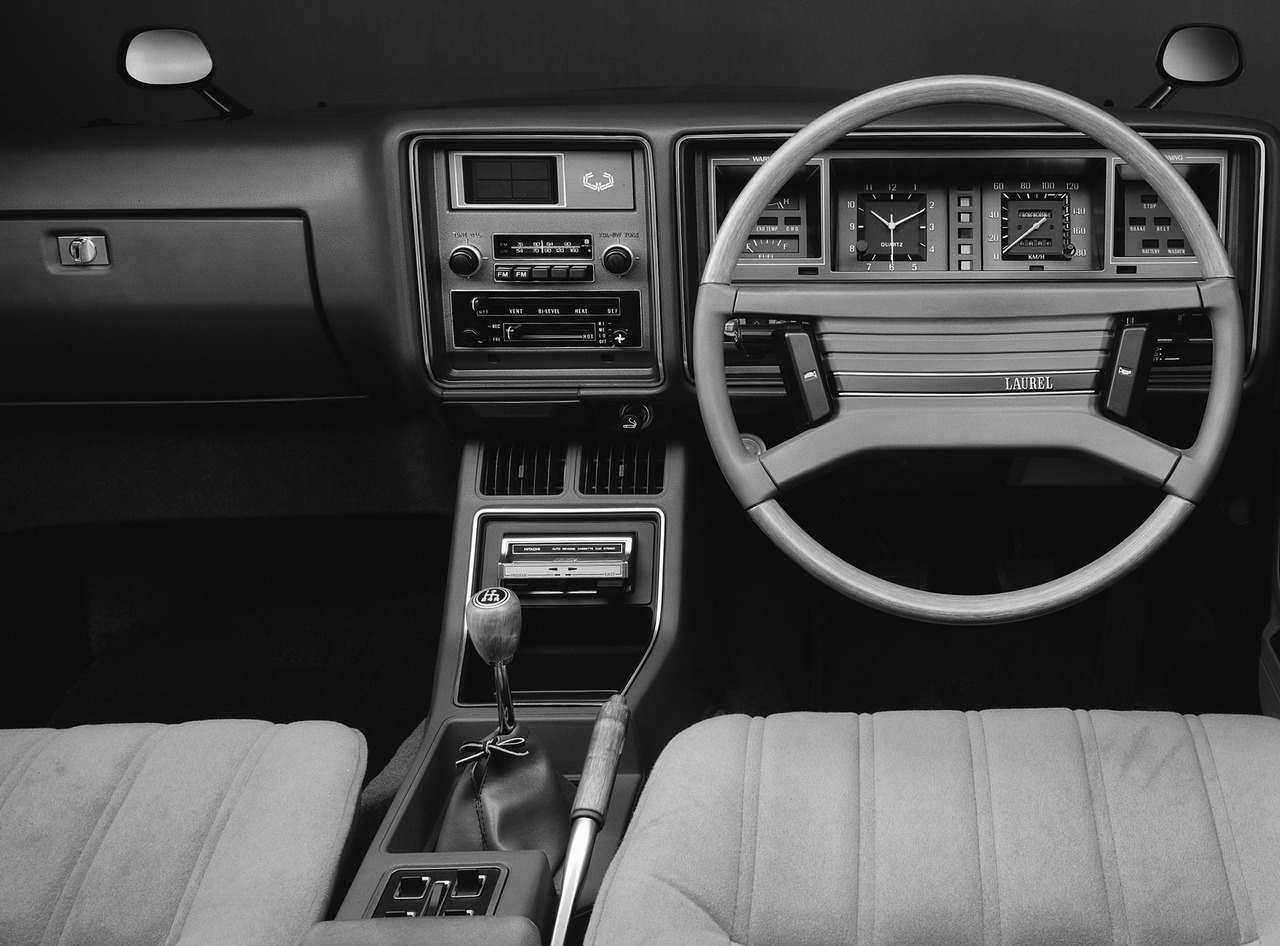 1977 Nissan Laurel