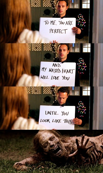 The Walking Dead: Love Actually