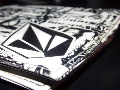 Volcom Wallets are the best.