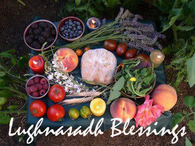 May the blessing of the first harvest and all that it entails be with you and yours, from the Fox Den.