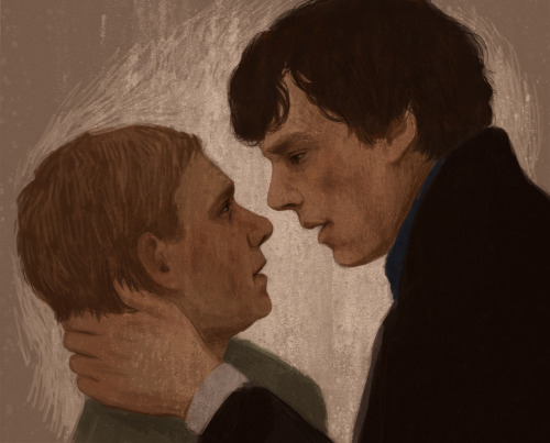 "Crash ""I'm all right."" Sherlock said nothing. John could practically hear his lover's pulse double over the mobile's static anyway. ""The driver's fine, I'm fine, the cab is even mostly fine."" Sherlock said nothing. Through the phone line John could hear him deducing exactly which words were a lie anyway. ""I'm just going to get a quick check-up and then be right there."" John didn't say the words A&E, exam, or ""rule out a concussion"" but he could hear Sherlock hearing them anyway. ""It's all right love, really, I'm fine. Breathe. Just sit down, put your head between your knees if you have to. Breathe."" John didn't make a joke to lighten the tension because he knew the only thing Sherlock needed now was the steady, careful sound of his voice. ""And no, the driver isn't an idiot and no I won't tell you his name. He was swerving to miss a tourist who looked left instead of right and just walked in front of his car. It was either hit her or hit the cab."" In the morgue at St. Bart's, one gloved hand resting on the powder-pale ankle of some minor royal, Sherlock counted his heart beats. ""I'm all right, I mean it."" Sherlock closed his eyes and realized he'd lost count. ""Are you, my love?"" Sherlock jerked his hand from the corpse. Stripped off the glove, dropped it to the floor. ""All right, just sit tight. I'll be there soon."" Sherlock was halfway toward the door. ""Please be there for me."" Sherlock stopped. ""I need you to be there, love."" Sherlock started counting again. Nodded. Yes John. Yes John. Yes John. ""I love you too, Sherlock.""   Previous: Deduce Your Sins 