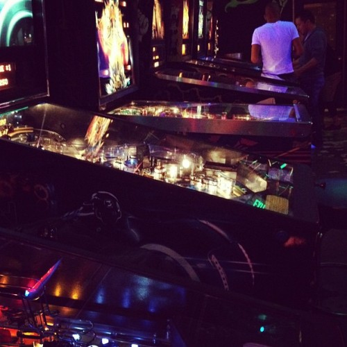 Pinball heaven (Taken with Instagram)