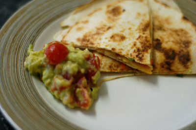 Quesadillas by creosotepolarbear on Flickr.