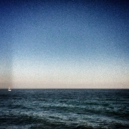 A point in your horizon (Tomada con Instagram)