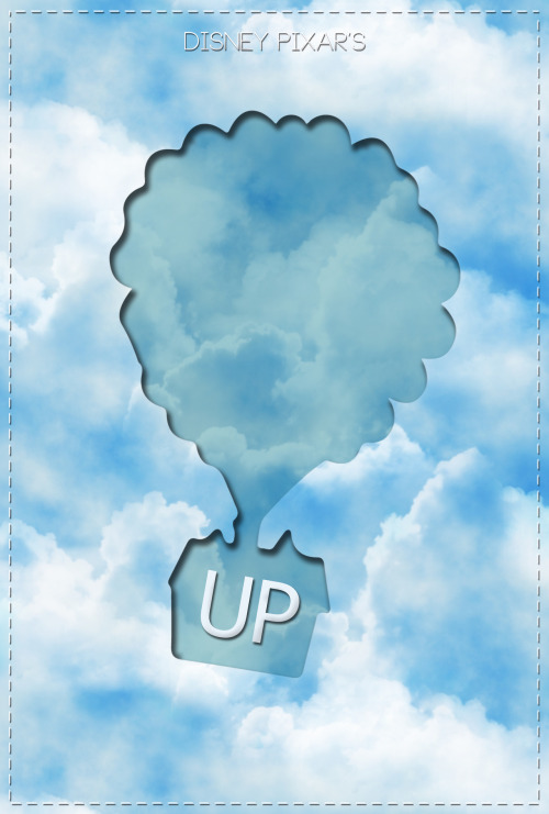 fuckyeahmovieposters:  Up by Jeferson Barbosa  Actually a good, long ass movie