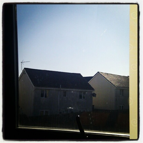 Hello blue sky! (Taken with Instagram at Greenhill)