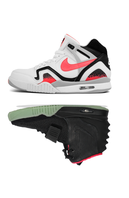 ze-king:  Sole share Air Tech - Air Yeezy 2