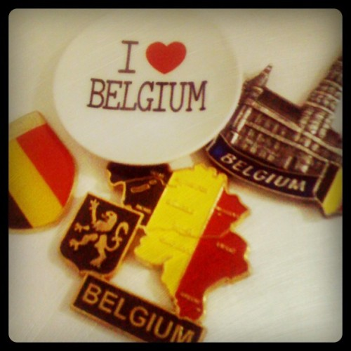 Just discovered these little ones from my baggage #belgium (Pris avec Instagram)