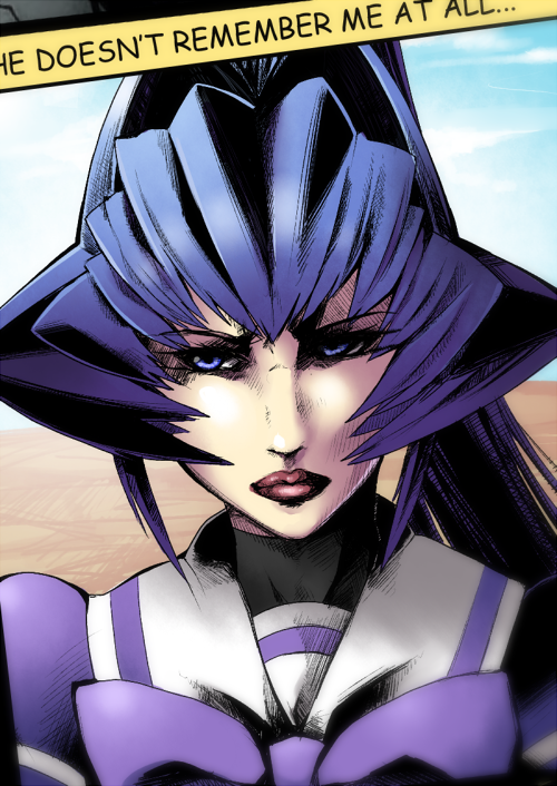 This is… MUV-LUV THE COMIC. Meiya is my favourite mecha. I was so fucking bored and did this, sorry. Goodbye