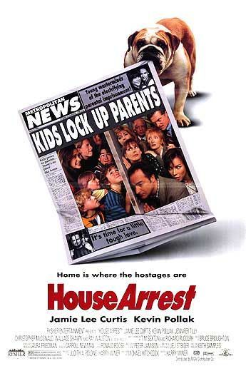 House Arrest (1996)  High-schooler Grover Beindorf and his younger sister Stacy decide that their parents, Janet and Ned, are acting childishly when they decide to divorce after 18 years of marriage, so they lock them up in the basement until they'll sort out their problems. Their schoolfriends also decide to do the same with their parents to solve their respective problems.  Cast: Kyle Howard, Jennifer Love Hewitt Follow this blog for the neverending list of all the teen movies ever made!