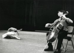so emotional. Just a cello and a ballerina ….Dying Swan
