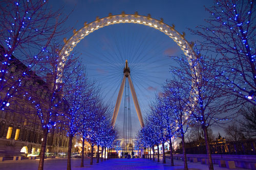 illshowtheworld:  London is beautiful