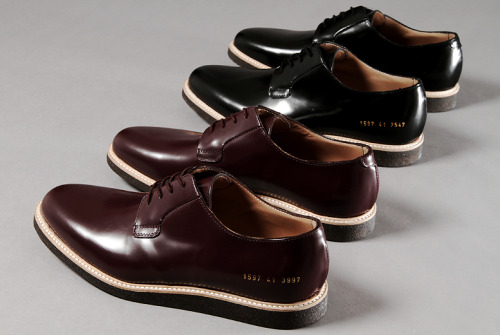 Common Projects Autumn/Winter 2012 Release | Anchor Division